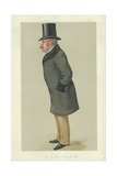 Mr Francis Corruthers Gould Giclee Print by Liborio Prosperi