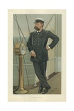 Albert H Charles of Monaco, the Prince of Monaco Giclee Print by Sir Leslie Ward