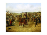 Going to the Derby Giclee Print by Henry Thomas Alken