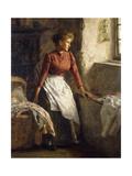 Faraway Thoughts Giclee Print by Edwin Harris