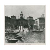 Palazzo Degli Horse Guards Giclee Print