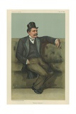 Doctor James Stuart Giclee Print by Henry Charles Seppings Wright