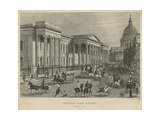 General View of the General Post Office Giclee Print