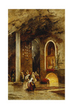 Bethlehem Giclee Print by Herman David Salomon Corrodi
