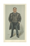 Admiral Sir Archibald Lucius Douglas Giclee Print by Sir Leslie Ward