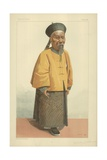 Li Hung Chang, the Viceroy of China Giclee Print by Jean Baptiste Guth