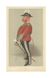 Captain John Thomas North Giclee Print by Sir Leslie Ward