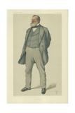 Alderman Robert Nicholas Fowler Giclee Print by Theobald Chartran