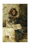 A Dear Friend; Una Cara Compagna Giclee Print by Vicenzo Irolli