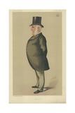 Lord Revelstoke Giclee Print by Liborio Prosperi