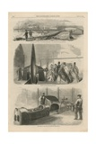 Page from the Illustrated London News Giclee Print