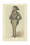 Mr Herbert Herkomer Giclee Print by Francis Carruthers Gould