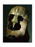 Vendel Warrior's Helmet Giclee Print