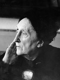 Dame Edith Sitwell, 1962 Photographic Print