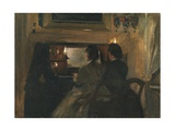 The Duet Giclee Print by Sir Samuel Luke Fildes
