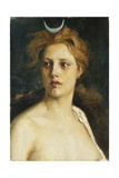 Diana, 1898 Giclee Print by Albert Gustaf Aristides Edelfelt