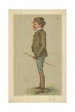 Lord George B Rodney Giclee Print by Liborio Prosperi