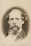 Charles Dickens Photographic Print
