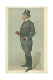 The Right Hon Sir Henry Mortimer Durand Giclee Print by Sir Leslie Ward