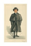 The Bishop of Lichfield, Lichfield, 27 May 1897, Vanity Fair Cartoon Giclee Print by Henry Charles Seppings Wright