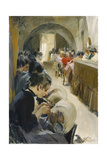 The Lacemakers; Spetsknypplerskor, 1894 Giclee Print by Anders Leonard Zorn