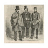 New Uniforms for Post Workers at the General Post Office Giclee Print