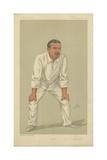 Mr Albert Neilson Hornby Giclee Print by Henry Charles Seppings Wright