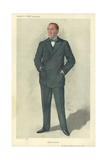 The Right Honourable Sir Edward Carson Giclee Print by Robert Wallace Hester