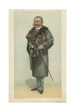 M Theophile Delcasse Giclee Print by Jean Baptiste Guth