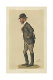 Mr Robert Peck Giclee Print by Liborio Prosperi