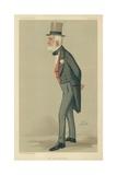 Mr James Weatherby, 17 May 1890, Vanity Fair Cartoon Giclee Print by Liborio Prosperi