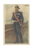 Vice Admiral Caillard Giclee Print by Jean Baptiste Guth