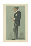 The Right Hon Sir Wilfred Laurier Giclee Print by Sir Leslie Ward