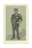 Admiral Sir John Arbuthnot Fisher Giclee Print by Sir Leslie Ward