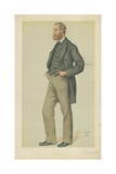 Mr Charles Stewart Parnell Giclee Print by Theobald Chartran