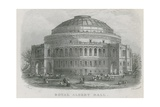 General View of the Royal Albert Hall Giclee Print