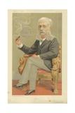 The Baron Alphonse De Rothschild Giclee Print by Jean Baptiste Guth