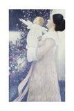 Mother and Child Giclee Print by Wilhelm List