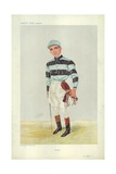 Bernard Dillon Giclee Print by Sir Leslie Ward