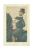 Mr John Mackenzie Grieve Giclee Print by Sir Leslie Ward