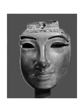 Head of a King Possilby Thutmosis III Giclee Print