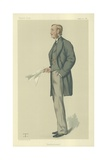 The Right Hon Earl Percy Giclee Print by Theobald Chartran