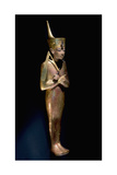 One of the Many Shabti from the Tomb of Tutankhamun Giclée-Druck