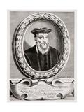 Michael Nostadamus Giclee Print by Jean Boulanger