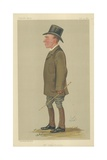 Mr John Porter Giclee Print by Liborio Prosperi