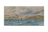 Loch Beag, Skye Giclee Print by John Brett