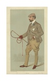 Mr Ernest Terah Hooley Giclee Print by Sir Leslie Ward