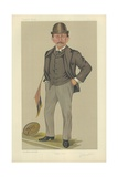 Mr Edward Temple Gurdon Giclee Print by Henry Charles Seppings Wright