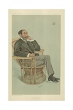 Lord Hatherton Giclee Print by Henry Charles Seppings Wright