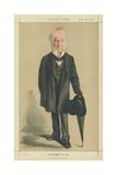 The Right Honourable Spencer Horatio Walpole Giclee Print by Adriano Cecioni
